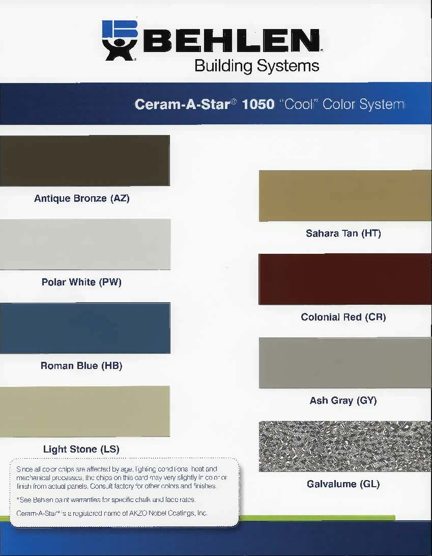 Ceram-A-Star Color System