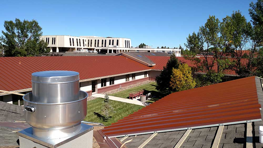 NMHC Care Center Roof, Havre